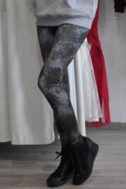 Κολάν με φλοράλ pattern